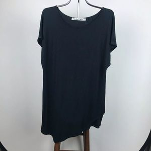 Michael Stars ribbed Loose fit blouse